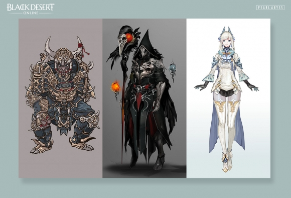 Final Winner Of The 2018 Black Desert Global Costume Design Contest Revealed